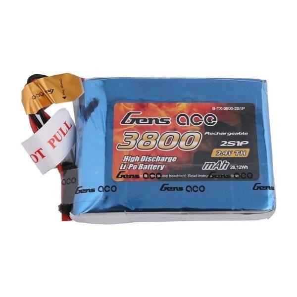 Akumulator Gens Ace 3800mAh FrSky Taranis Q X7 X7S