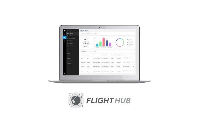 DJI FlightHub Basic 1 Miesiąc