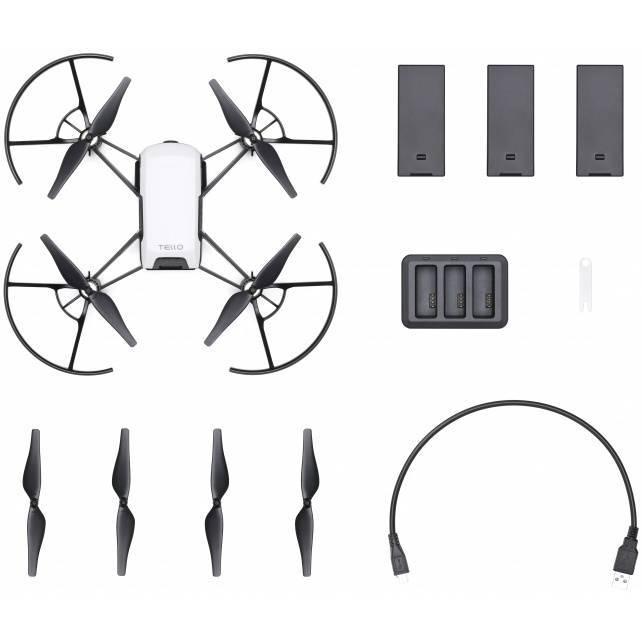 Dron Ryze Tello Boost Combo (DJI)
