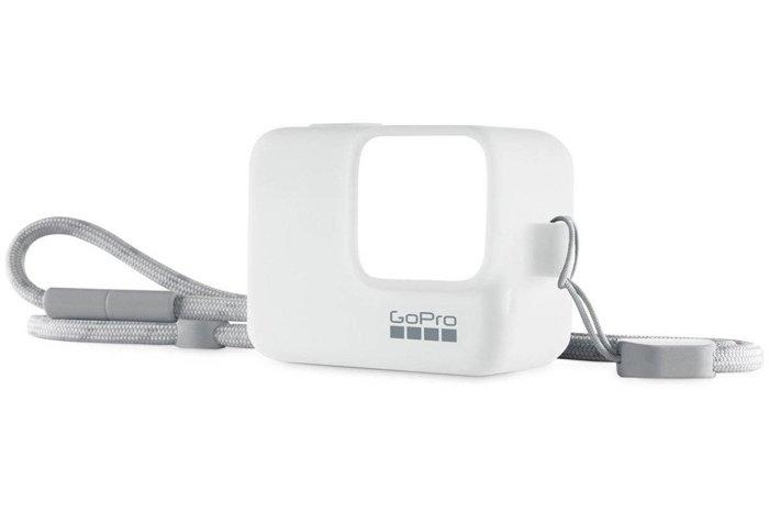 GoPro Sleeve + Lanyard - silikonowa obudowa biała