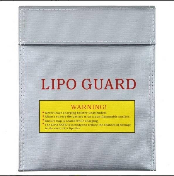 Torba ochronna na akumulatory LiPo rozmiar M