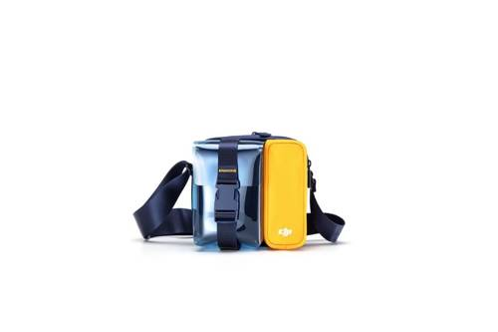 Torba transportowa DJI Mavic Mini/ DJI Mini 2 (niebiesko-żółta)